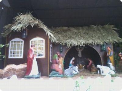 Christmas Cribs | MelindaJanice Com