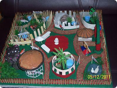 Miniature Zoo Melindajanice Com Craft Works School