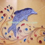 Paper Quilling - Dolphin - Part 2!