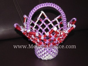 Flower Basket without handle