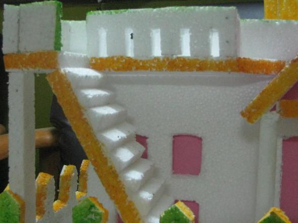 House Melindajanice Com Craft Works School Projects