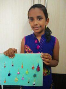 Anaida Rithika from Chennai
